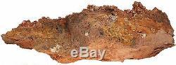 Spécimen Minéral De Vanadinite Énorme Grappe De Cristaux 2885gr 11,5 X 4,5 X 3,5 Van045