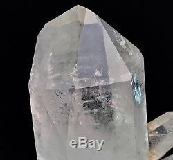 Yem 3011 Grappe De Pulvérisation En Cristal De Quartz Brésil De Qualité Supérieure, 1,6 Lbs, 5 Grands